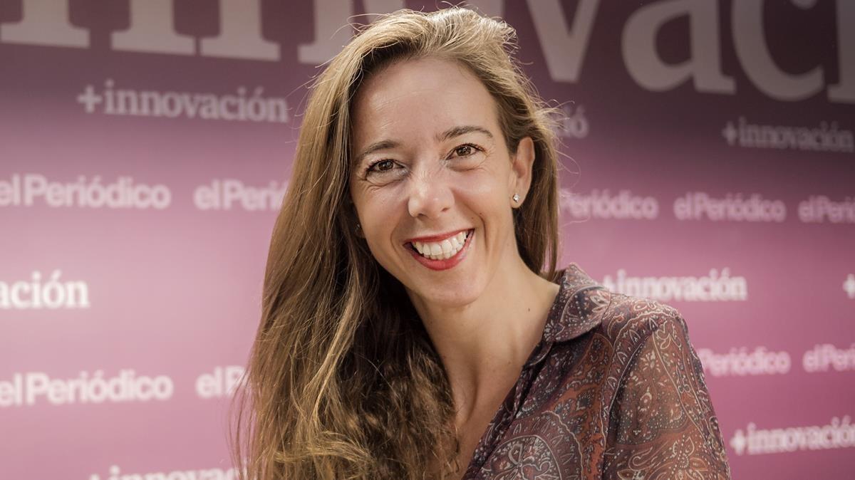 Carlota Pi, presidenta de Holaluz.