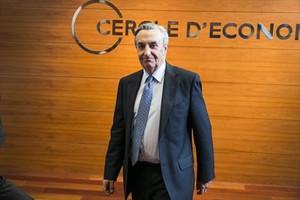 José María Marín Quemada, presidente de laCNMC, en Barcelona, el año pasado.