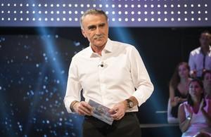 Juan y Medio, presentador del nuevo programa de Antena 3 'El amor está en el aire'.