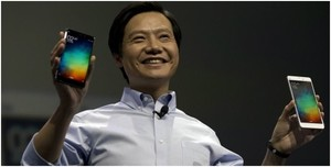 Lei Jun, fundador de Xiaomi.