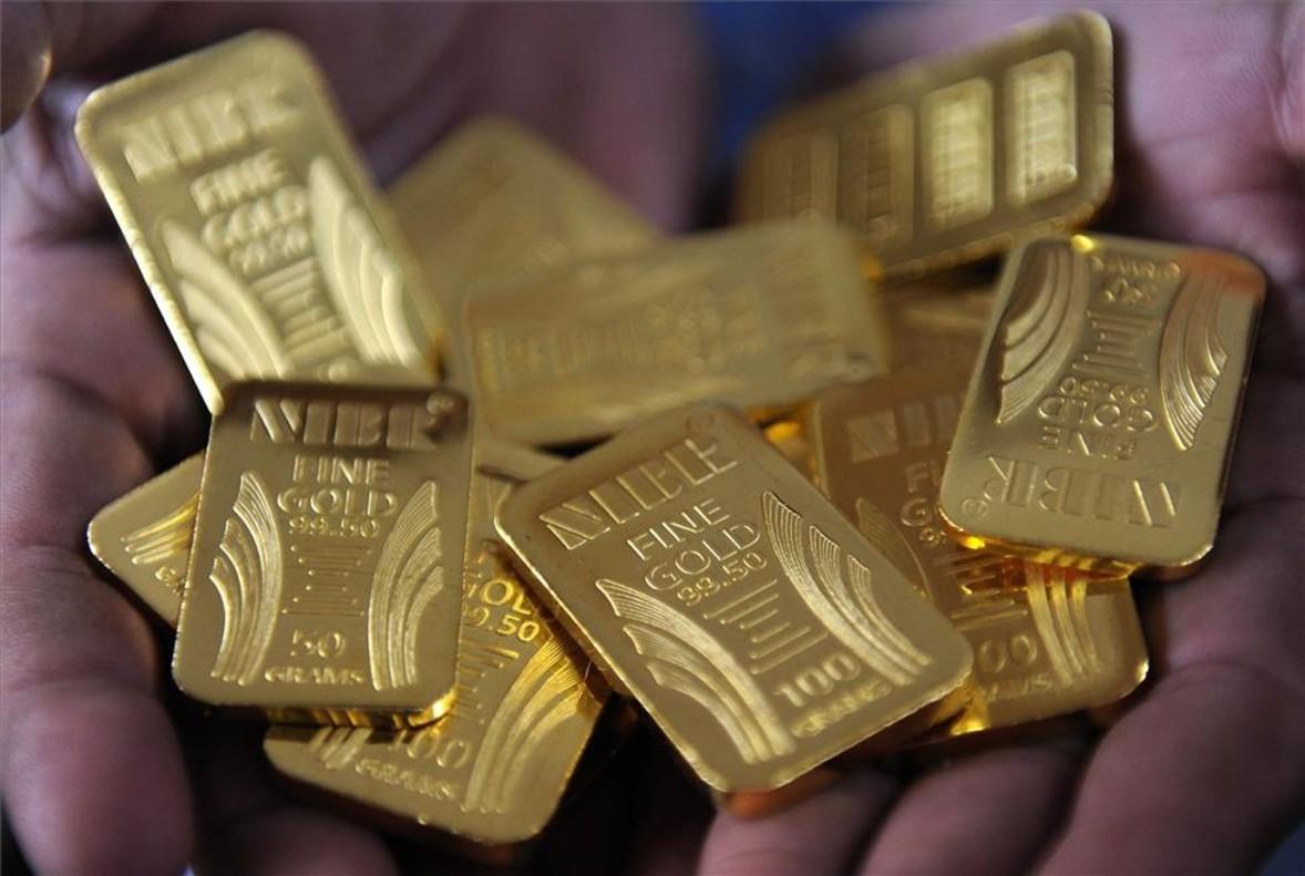 Venezuela Maduro pondrá a la venta lingotes de oro forma de