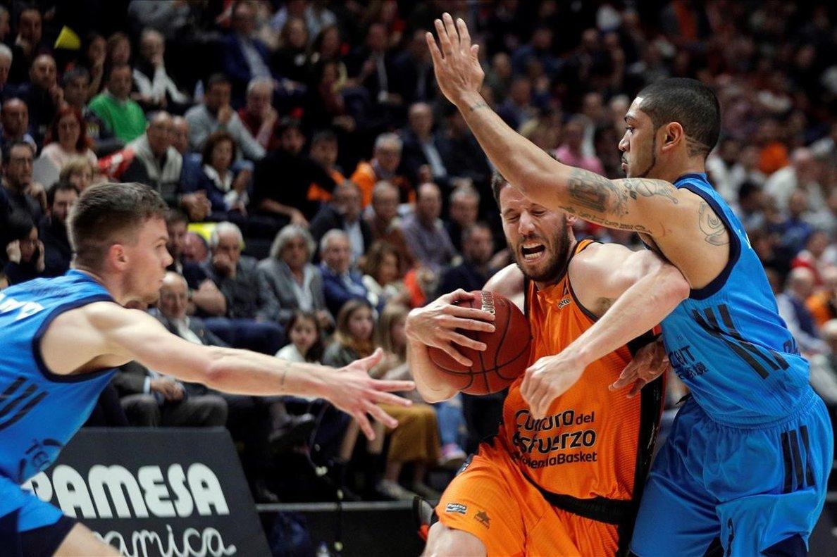El València acaricia el títol davant l'Alba Berlín