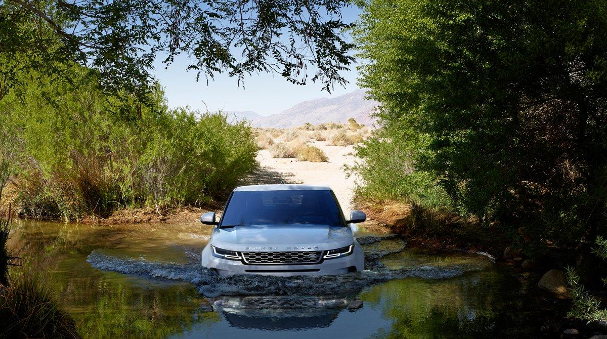 Los nuevos motores de Land Rover conservan sus prestaciones, pero son mucho más respetuosos con el entorno.