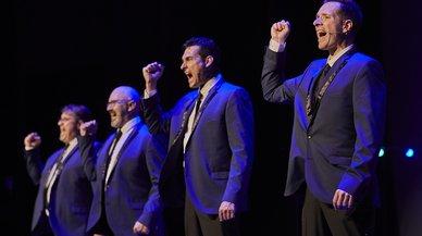 El Molino descubre a los 'Jersey Boys' catalanes con el musical 'Du Duà'