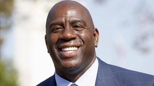 Magic Johnson nuevo presidente de operaciones deportivas
