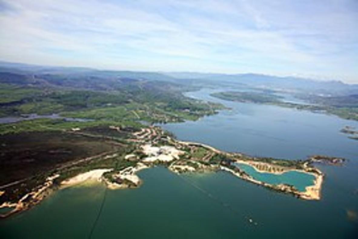 La mandíbula hallada en el Ebro no es de unas niñas desaparecidas hace 25 años