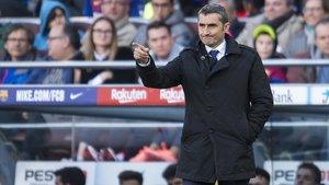 Valverde encara es resisteix a donar per guanyada la Lliga