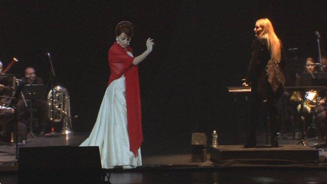 Maria Callas, de nuevo in concert gracias a la tecnología 3D.
