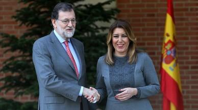 """Rajoy prepara una cita """"inmediata"""" con las autonomías para la financiación"""