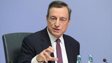 Draghi reprende a EEUU por alentar la guerra de divisas