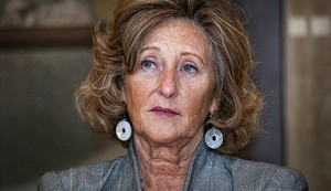 Mariona Carulla, presidenta de la Fundació Orfeó Català-Palau de la Música Catalana.