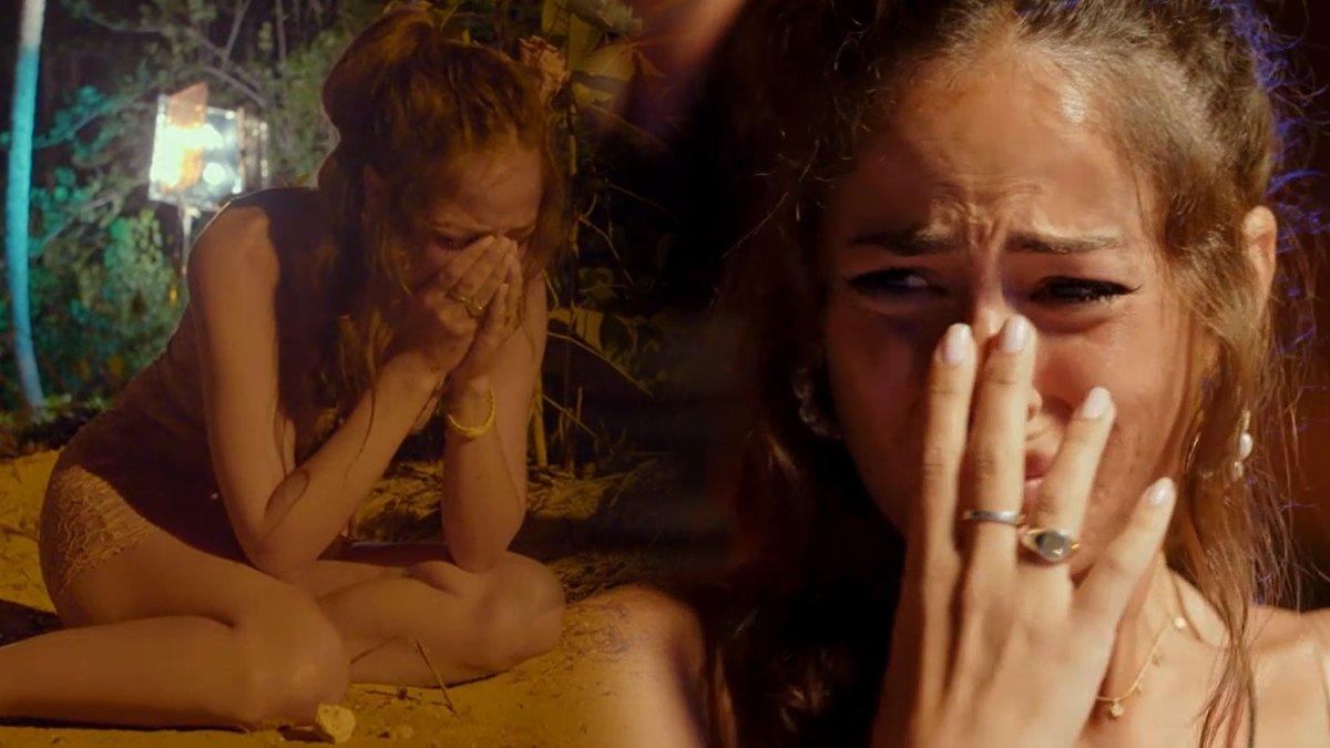 'La isla de las tentaciones': Melyssa estalla y abandona la hoguera por el tonteo de Tom con Luzma