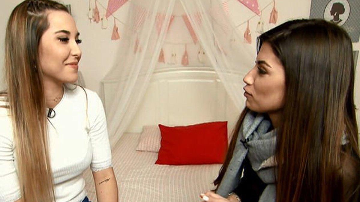 Claudia y Jenni en 'MYHYV'.