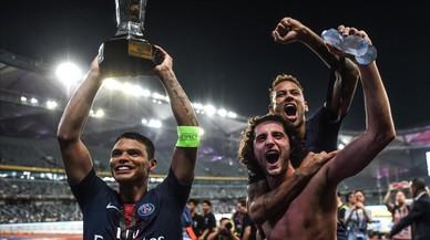 Neymar vuelve a jugar con el PSG cinco meses después en la Supercopa de Francia
