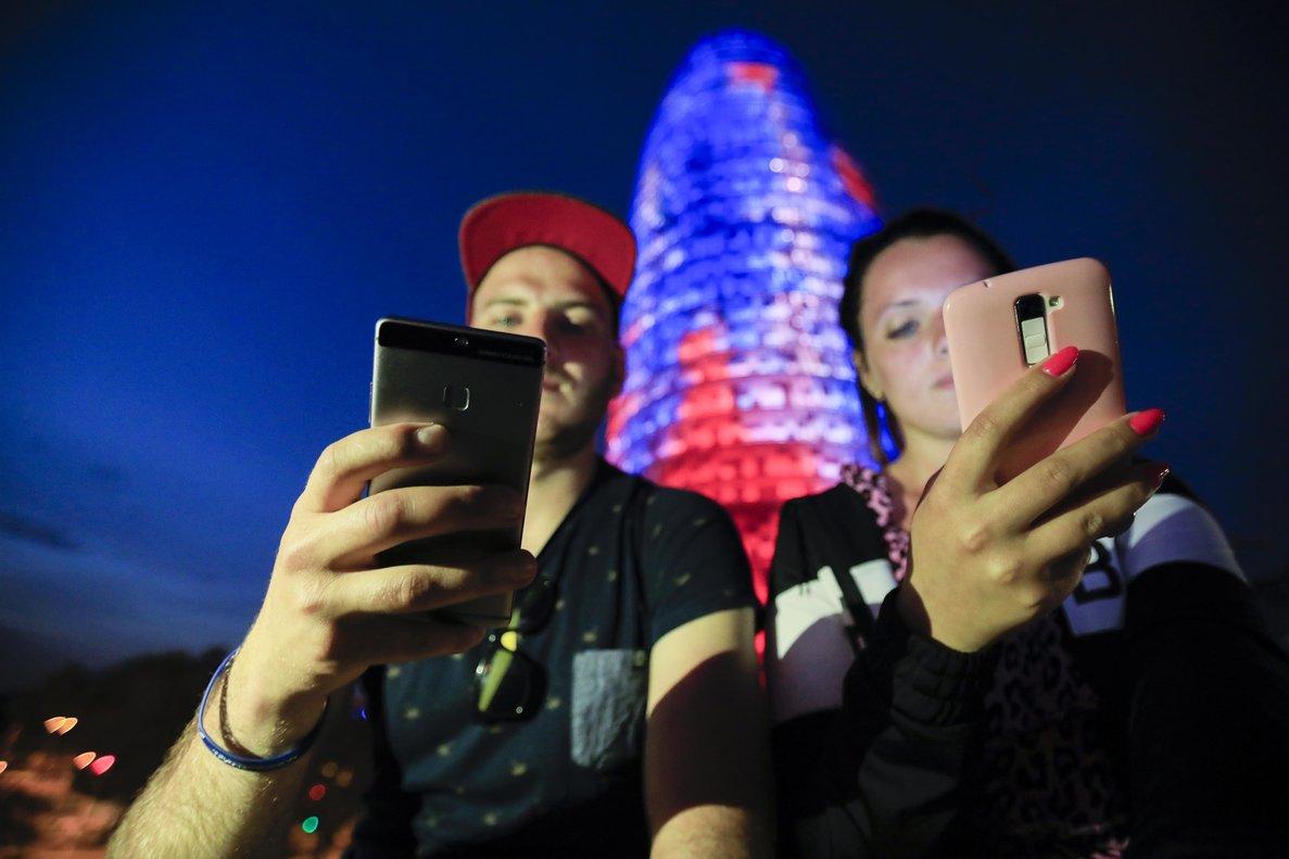 Un uso abusivo del móvil puede repercutir en nuestra salud