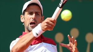 Novak Djokovic jugaráen Barcelona 12 años después.