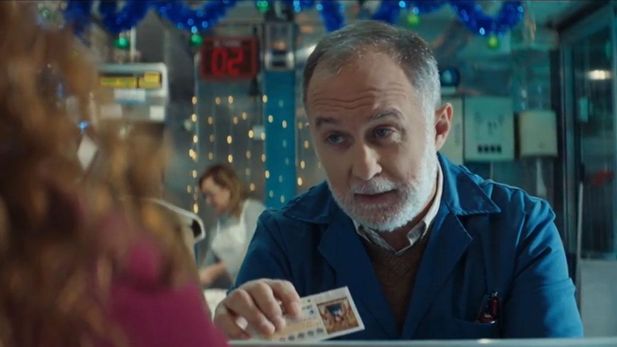 Nuevo anuncio de la Lotería de Navidad 2018.