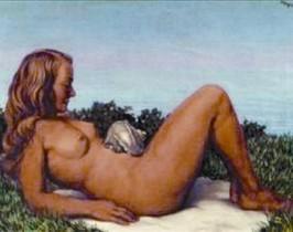 'OLYMPIA' El lienzo de Magritte, robado en Bélgica en el 2009, fue devuelto hace unos días por los ladrones.