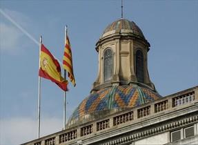 Palau de la Generalitat de Catalunya.