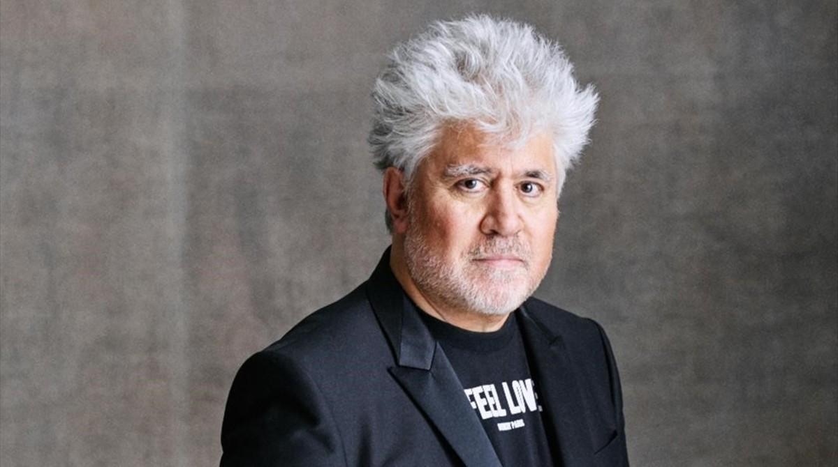Pedro Almódovar, que estrena su última película, Julieta, el 8 de abril.