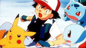 Imagen de la serie dedibujos animados Pokémon.