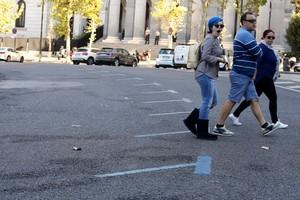 Prohibición de aparcamiento en el centro de Madrid por alta contaminación.