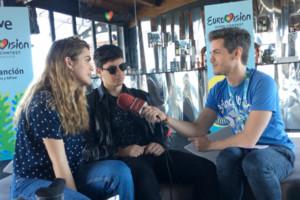 """Hablamos con Amaia y Alfred: """"Tenemos ganas de hacerlo bien en Eurovisión"""""""