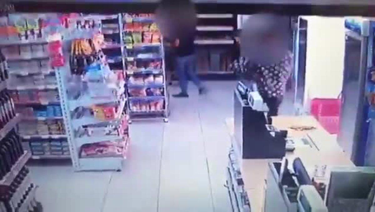 Robo al descuido en un supermercado de Tarragona.