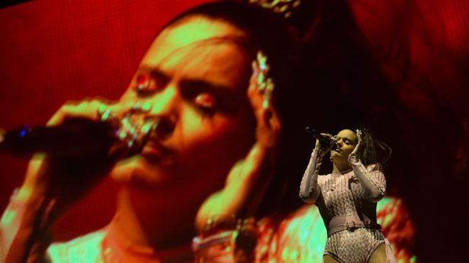 Rosalía agota las entradas para su segundo concierto en Barcelona.