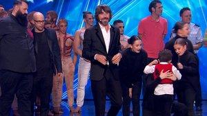 El público de 'Got Talent' manda a la final a Ismailah, BDance Megacrew y Blake Eduardo