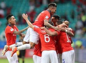 La Roja es favorita para llevarse, por tercera vez, la Copa América.