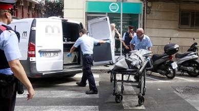 Un anciano de 82 años mata a cuchilladas a su mujer enferma en Barcelona