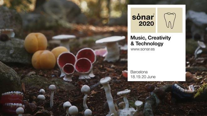 Sónar 2020 da a conocer el cartel del festival.