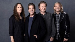 The Eagles en una foto promocional