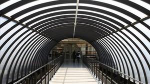 Uno de los espacios de la Universitat Autònoma de Barcelona.