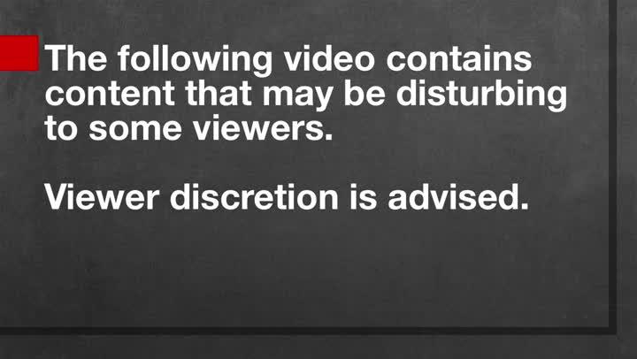 El vídeo de la muerte de Arlon Sterling.