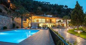 Villa de lujo en alquiler situada en la Costa Brava.
