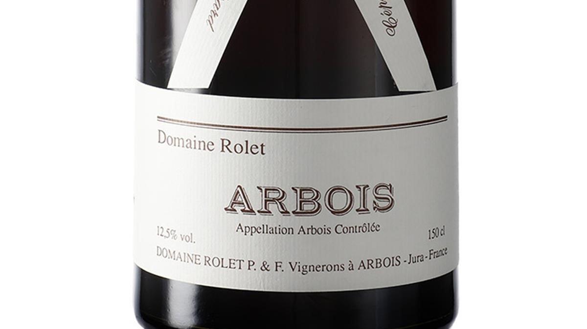 Arbois 1985 Magnum, de bodegas Domaine Rolet.