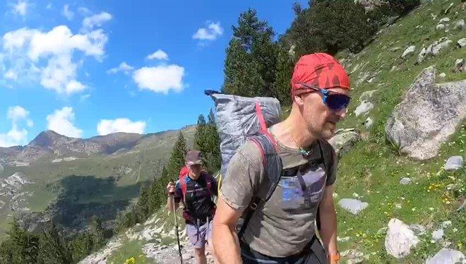 Sergi Mingote, 7.200 quilòmetres, 60 dies i 14 escalades a peu