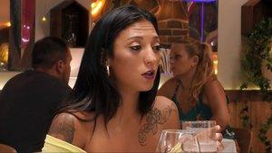 Zaida en 'First Dates'.