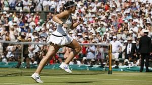 Marion Bartoli torna al tennis per venjar-se d'un nòvio maltractador