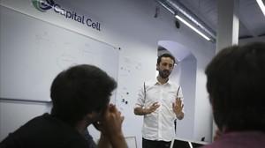 Capital Cell hacia las antípodas
