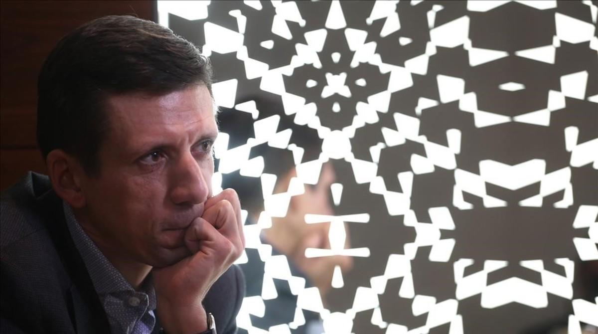 """Lukasz Kamienski: """"En les guerres, la droga és una arma més"""""""