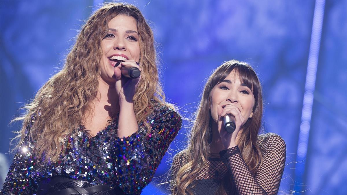 El públic tria a 'OT' la cançó d'Eurovisió