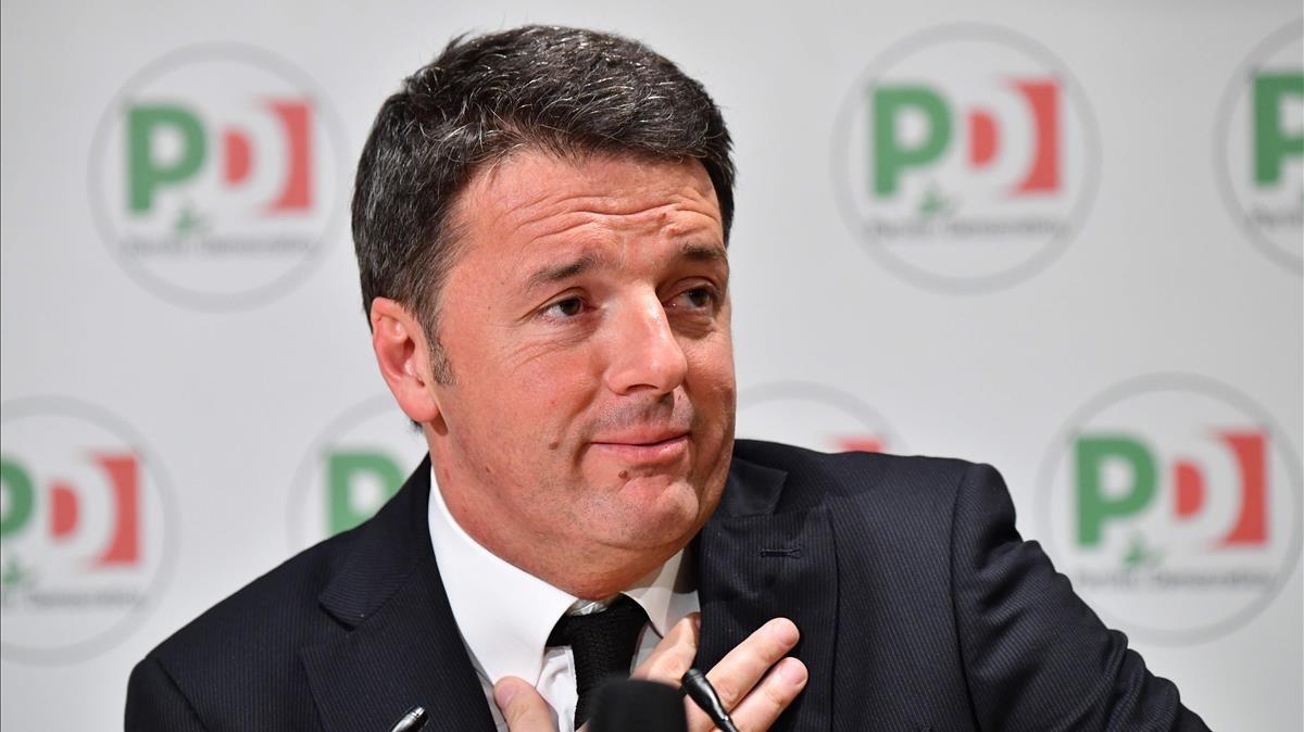 Renzi se'n va del PD per fundar el seu propi partit