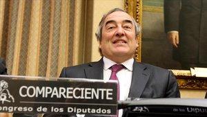 El president de la CEOE visita Junqueras a la presó