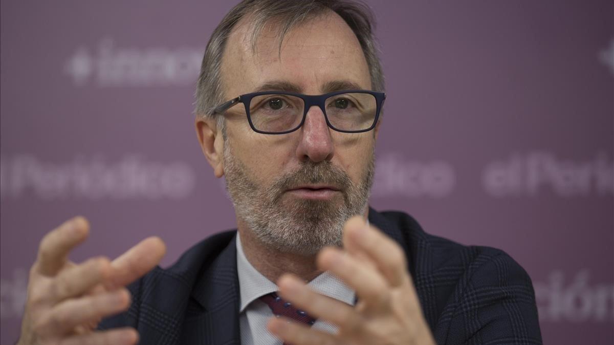 """Vicenç Calduch (Fedefarma): """"No debe primar la rentabilidad al buen servicio"""""""