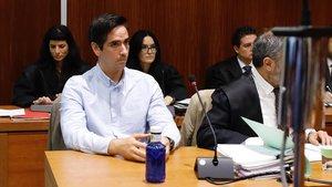 Rodrigo Lanza, condemnat a cinc anys de presó