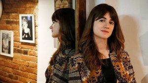 Maria Rodés, en Barcelona, la semana pasada.