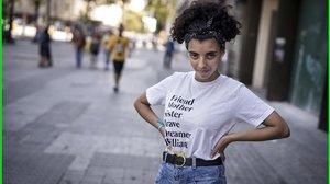 Hanan Midan: la 'tiktoker' que troleja el racisme